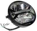 Рефлектор фара перед мотоциклетная led homologacja