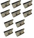 Бляшки gniazdko montazowe металическая к wkretow 10