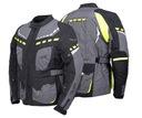 Туристическая куртка текстильная rypard e-pro titanum