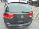 Seat altea xl крышка багажника lw7z 2011r