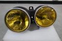Bmw 3 e21 фара передняя желтая левая