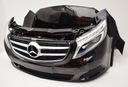 Mercedes vito viano w447 бампер капот фары панель