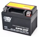 Аккумулятор outdo zelowy ytz5s 12v 5ah 80a ytx4l-bs