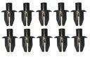 Bmw заклепки wciski kolki rozporowe кріплення 10 шт