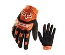 Рукавицы перчатки fox dirtpaw orange mx atv l