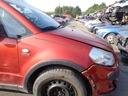 Suzuki sx4 крыло перед правый