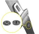 Заклёпка блокировка защита ремень безопастности