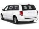 Dodge grand caravan фонари задние с usa на eu