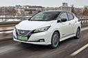 Nissan leaf ii двери правое передние перед 2019-