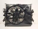 Радиатор основной климата вентилятор mercedes vito w447