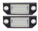 Ford focus c max фонарики подсветка померного.знака led