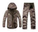 Куртка+ штаны l комплект wojskowy militarny 1