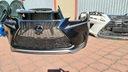 Lexus nx 300 f-sport бампер перед капот led
