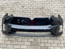 Tesla model x бампер передний решетка хром докладка