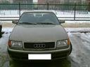 Audi 100 c4 капот комплектная с grillem, двигатель 2, 3