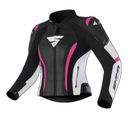Shima miura 2.0 pink куртка мотоциклетная кожанная