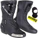 Ботинки мотоциклетные adrenaline raptor ce черное