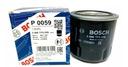 Bosch фильтр масляный hyundai kia 26300 35530 w811/ 80