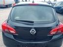 Opel corsa e 3d крышка багажник z22c