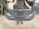Mercedes vito w447 бампер накладка
