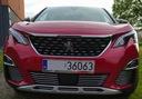 Peugeot 5008 ii - молдинги хром решітка tuning
