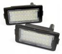 Bmw 7 e38 комплект фонарики подсветка померного.знака led