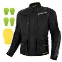 Куртка мотоциклетная 3w1shima hero текстильная gratisy