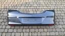 Opel astra 3 iii h gtc 3d 04- бампер задний зад