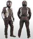 Куртка+ штаны комбинезон мотоциклетный kom021 s