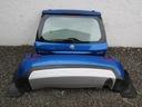 Suzuki sx4 zcg крышка зад задняя бампер