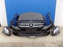 Mercedes w246 a246 рестайлинг бампер комплектный перед