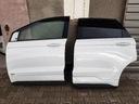 Ford edge двери левое переднее 17r. белые