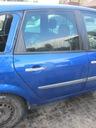 Renault grand scenic ii рестайлинг двери правое зад terna
