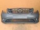 Mercedes vito w447 бампер перед передний парктроники
