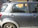 Daihatsu terios ii 2007 двери правый зад комплектные