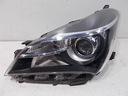Toyota yaris iii рестайлинг 13-17 фара левая передняя