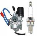 Карбюратор свеча к-т motowell magnet rs 50 2t lc