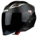 Шлем horn планка chopper мотоциклетный балаклава xs