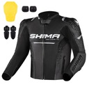Shima str 2 2.0 black куртка мотоциклетная gratisy