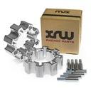 Проставки xrw 45 mm 4/ 110 или 4/ 115 mm tgb blade