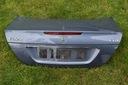 Mercedes w211 седан крышка задняя 353 оригинал