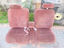 Диван сиденье перед cadillac deville 1977-1984