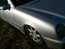 Mercedes w210 крыло правый 2000r