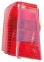 Фара задняя microcar mc1 левая (красная)