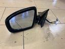 Зеркало левое infiniti qx50 ex черное