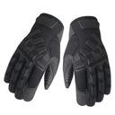 Зимние рукавицы мотоциклетные - черный - s