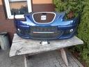 Seat altea, toledo3. бампер передний комплектный.