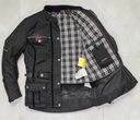 Ajs куртка текстильная женская мотоцикл мембрана 44