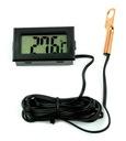 Электронный индикатор температуры двигателя 2t 4t