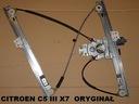 Citroen c5 подъемник стекол перед правый 08- оригинал